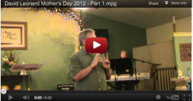 Mothers Day 2012 Part 1